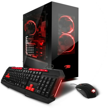 Ibuypower Sn3101ea Gaming Desktop Equip yourself with a powerful gaming desktop computer for the extensive gaming marathon with the iBUYPOWER SN3101EA Gaming Desktop PC.