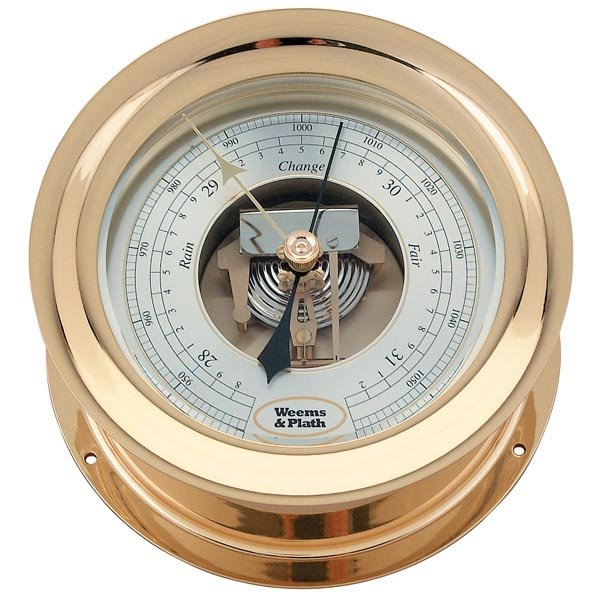 Weems and Plath Anniversary Barometer