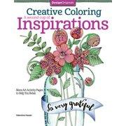 Design Originals Creative Coloring Inspirations 2