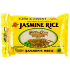 Golden Star Prime Grade Long Grain Fragrant Jasmine Rice, 5 lb