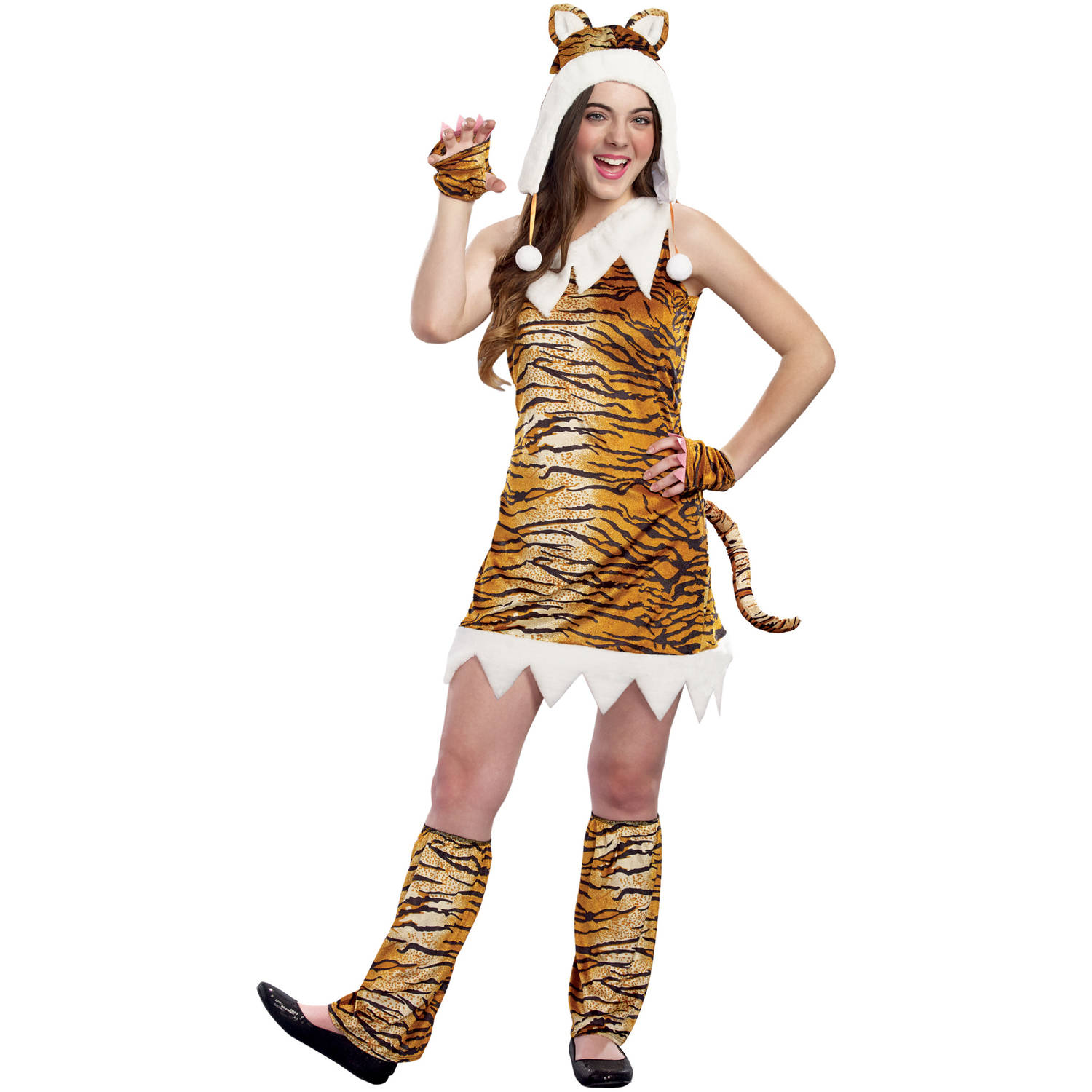 Eye of the Tiger Teen Halloween Costume