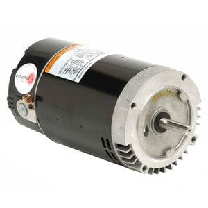 1.5 hp 3450 RPM 56C Frame 115/230V Swimming Pool - Jet Pump Motor US Electric Motor # EB123