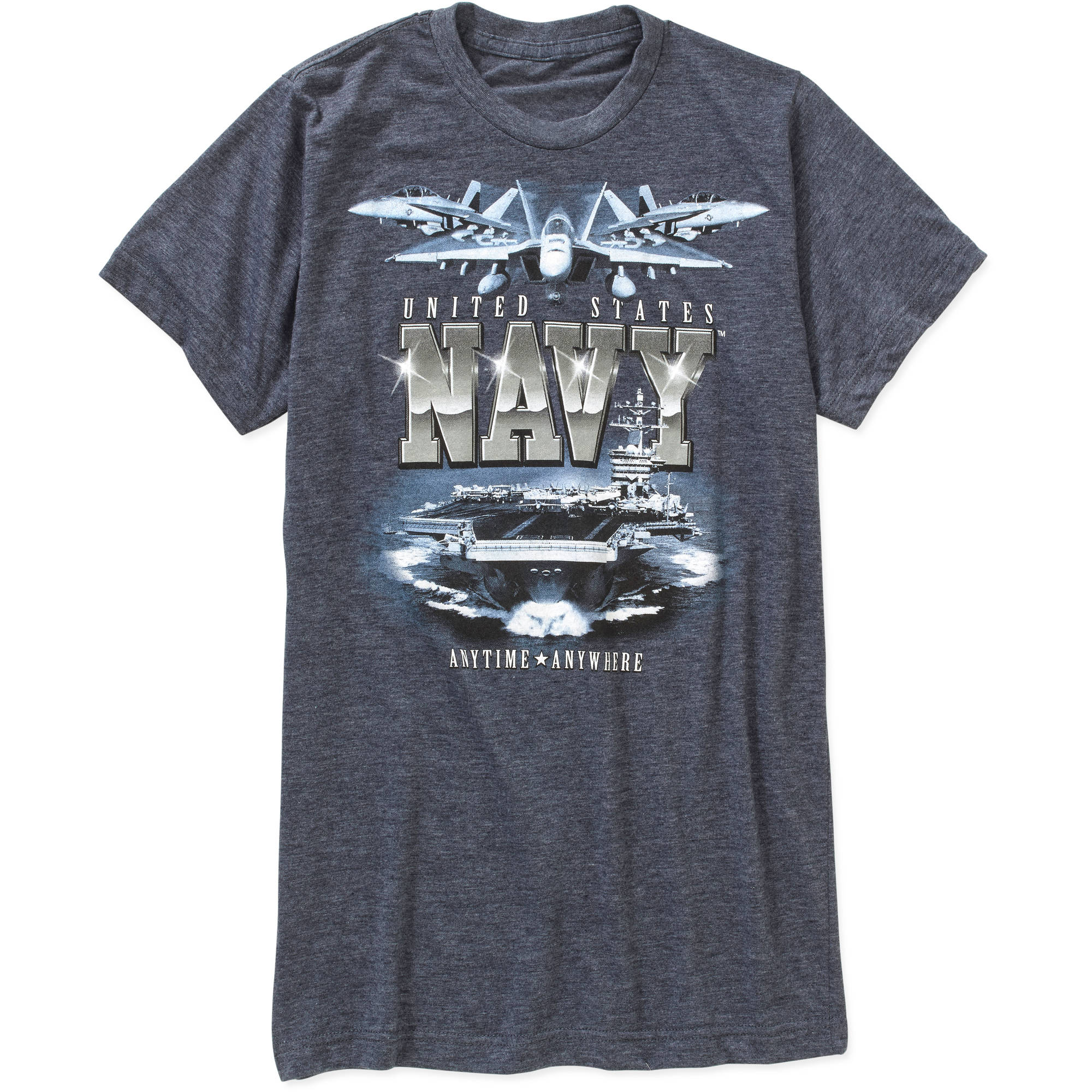 Men's Military Navy Officially Licensed Select Tee