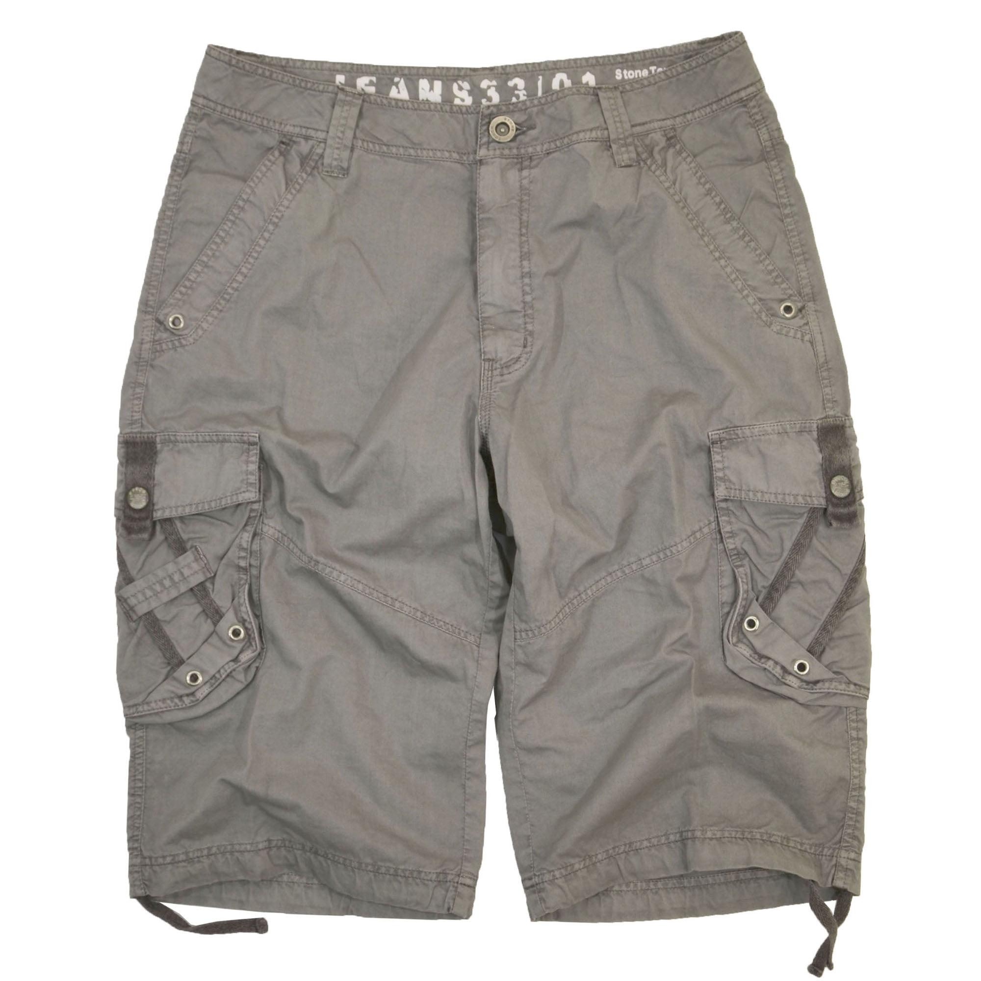 Mens Cargo Shorts Bikes Pattern Board Shorts Of Refreshing
