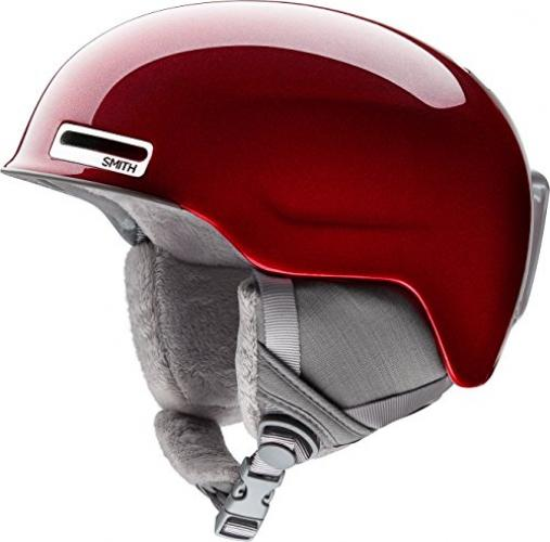 Smith Optics Womens Adult Allure Snow Sports Helmet Metallic Pepper Small (51-55CM) by Smith