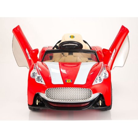 Newest Sport Edition Maserati Style 12v, Kids Ride On Car With Remote Control
