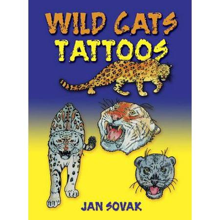 Wild Cats Tattoos (Paperback)](Cheshire Cat Tattoo)