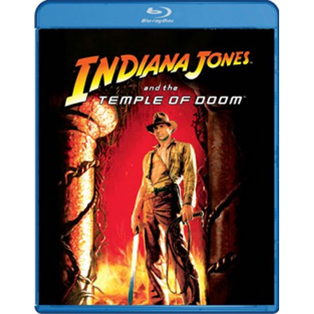 Indiana Jones And The Temple Of Doom (Blu-ray) (Indiana Jones And The Temple Of Doom Script)