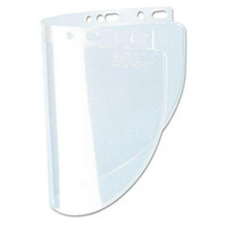 Face Shield Window - Fbr 4118CL High Performance Face Shield Window, Standard - Propionate, Clear