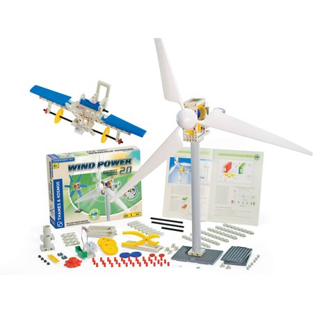 Thames & Kosmos Wind Power 2.0 Science Experiment Kit