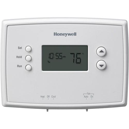 Honeywell RTH221B1021 U Digital 1-Week Programmable Thermostat by Honeywell Home
