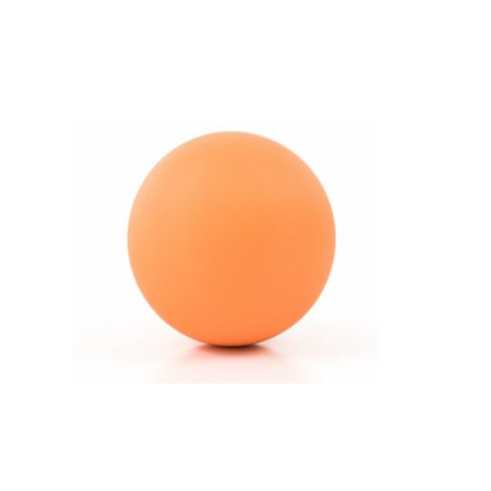 Play Stage Ball for Juggling 62mm 75g- (1) (Pastel Orange) Juggling Stage Balls