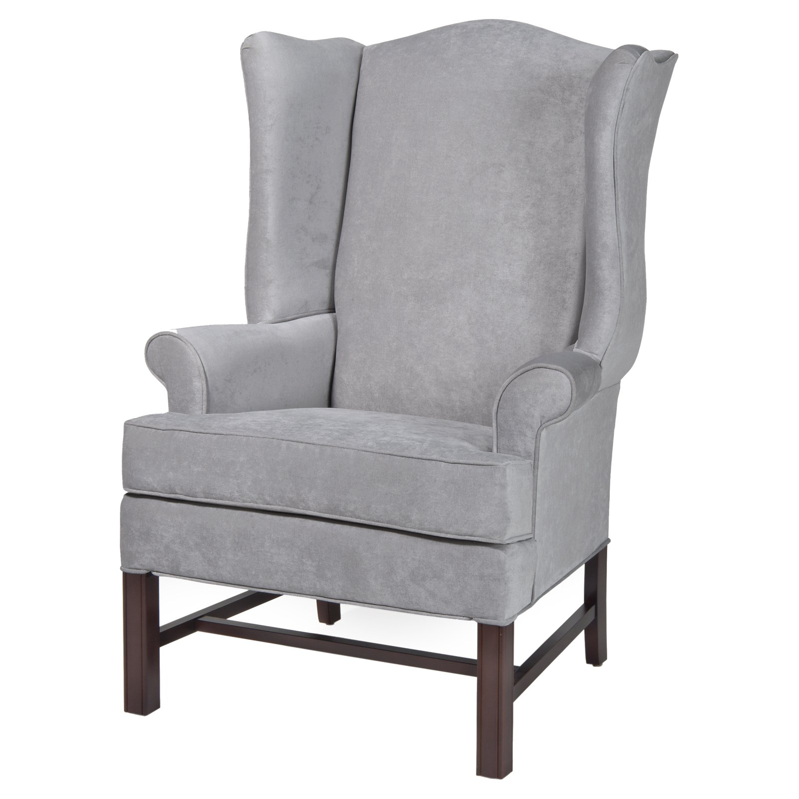 Comfort Pointe Chippendale Wingback Chair