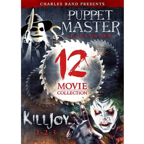 12-Film Collection: Puppet Master / Killjoy
