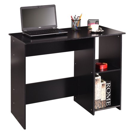Costway Computer Desk Laptop Table Student Workstation Study Home Office Furniture