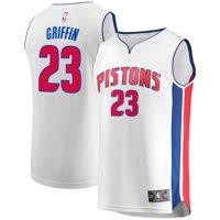 Blake Griffin Detroit Pistons Fanatics Branded Fast Break Replica Jersey - Association Edition - White