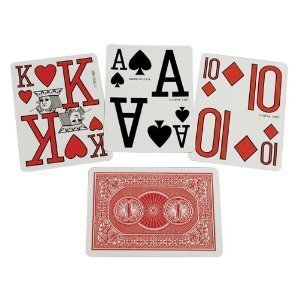 Marinoff Large Print Playing Cards