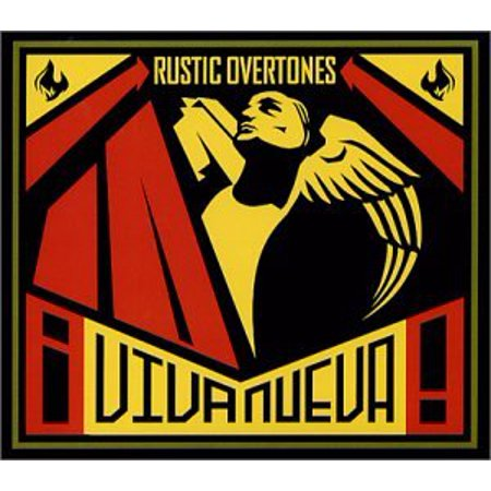 Viva Nueva, By Rustic Overtones Format Audio CD From USA