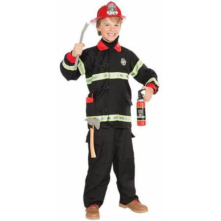 Kids Fireman Accessory Set