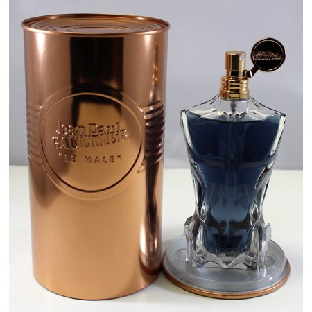 jean paul gaultier le male essence de parfum 4 2 oz eau de parfum intense for men. Black Bedroom Furniture Sets. Home Design Ideas
