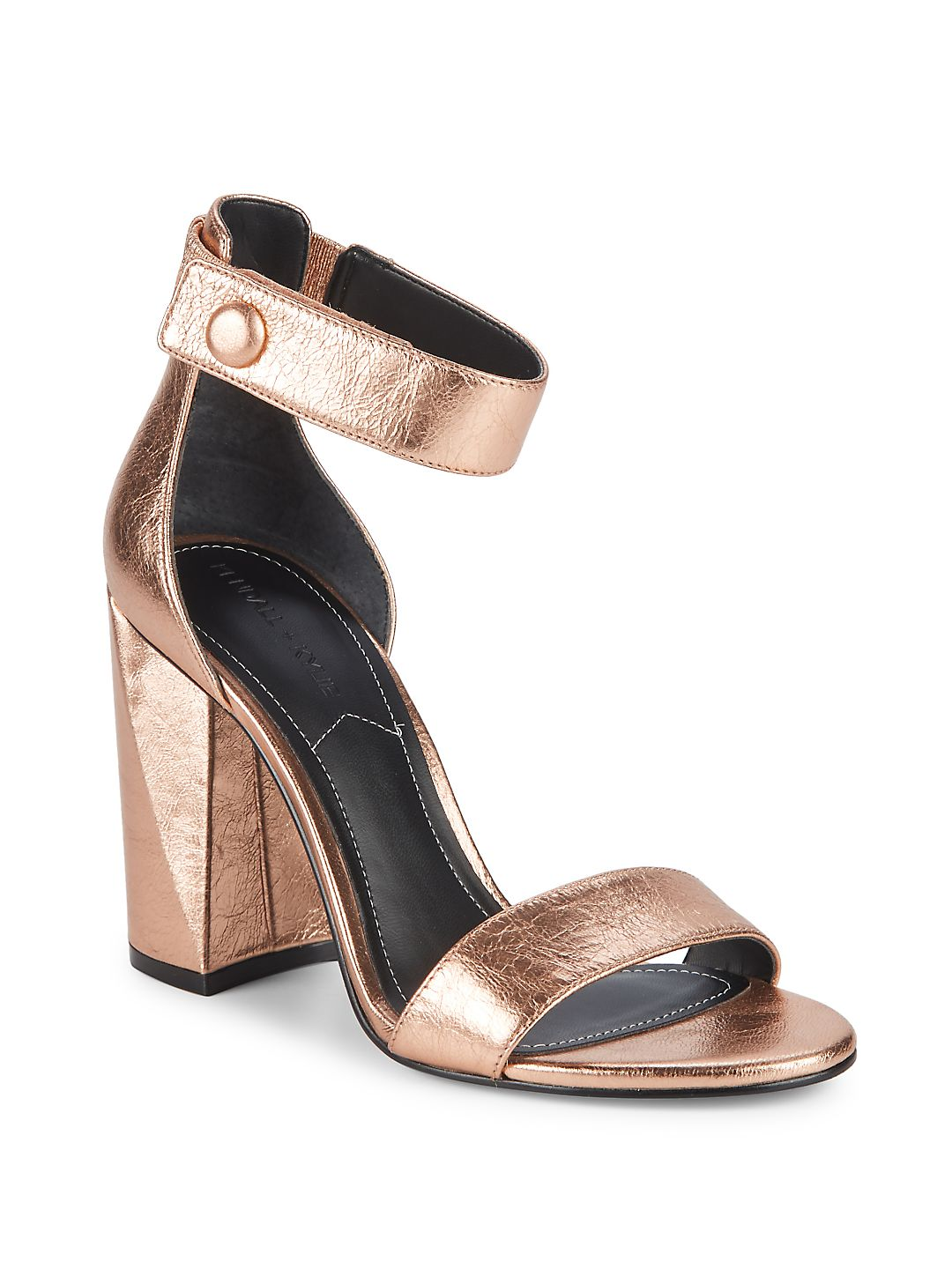 Jewel Heeled Sandals