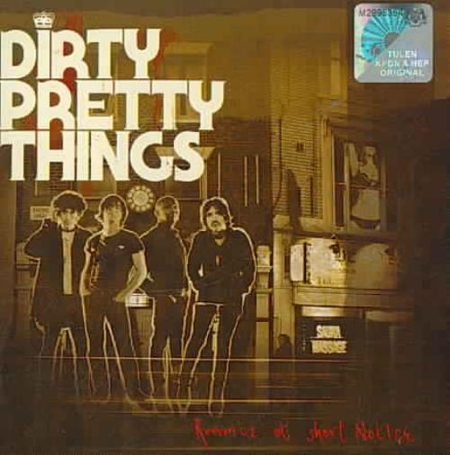 Dirty Pretty Things Romance at Short Notice CD - image 1 of 1
