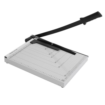 Paper Cutter 22 X12  Guillotine Blade Metal Base B4 Trimmer Scrap Booking Office
