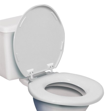 Bariatric Extra Wide Toilet Seat - Supports up to 1,000