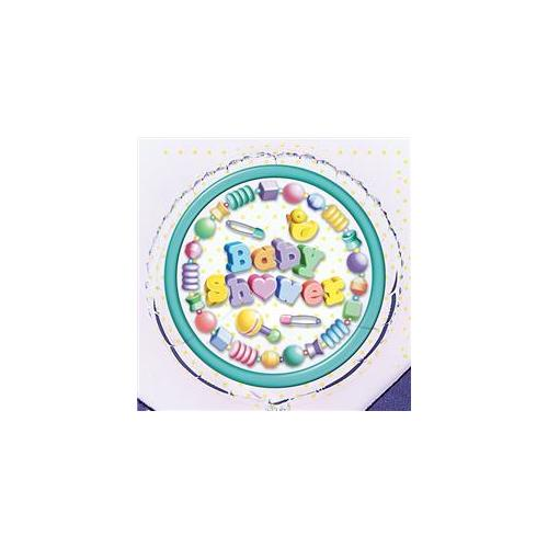 18 Inch Baby Shower Bliss Balloon
