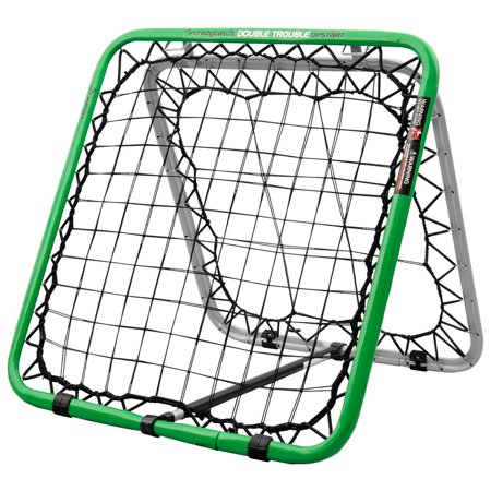 Nike Usa Soccer Training - Crazy Catch - Sports Training, Upstart Double Trouble Rebound Net for use with Soccer, Baseball, Hockey and more