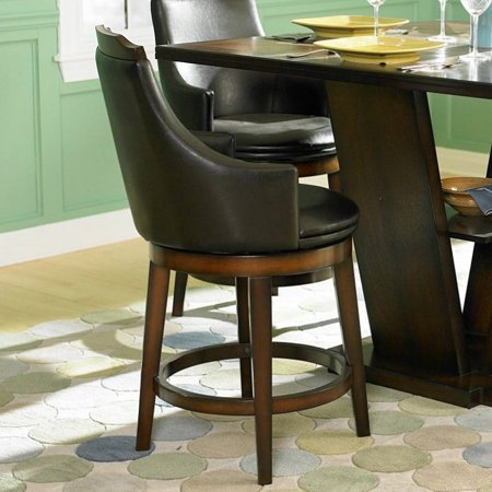 woodbridge home designs bayshore 24 swivel bar stool set - Woodbridge Home Designs Furniture