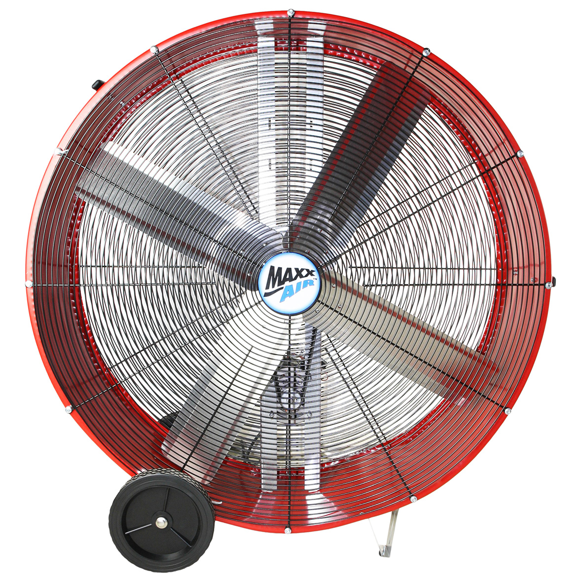 "MaxxAir 42"" Belt Drive Barrel Fan"