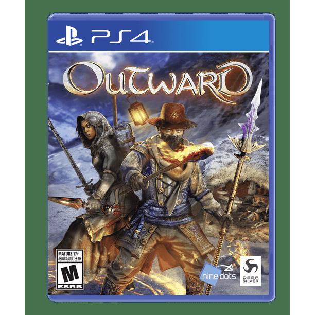 Outward Maximum Games Playstation 4 816819015018 Walmart Com Walmart Com