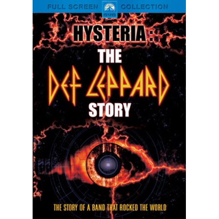 Hysteria: The Def Leppard Story (DVD)](Halloween Hysteria)