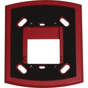 System Sensor WTP Red Mounting Plate For Flush Mounting Outdoor
