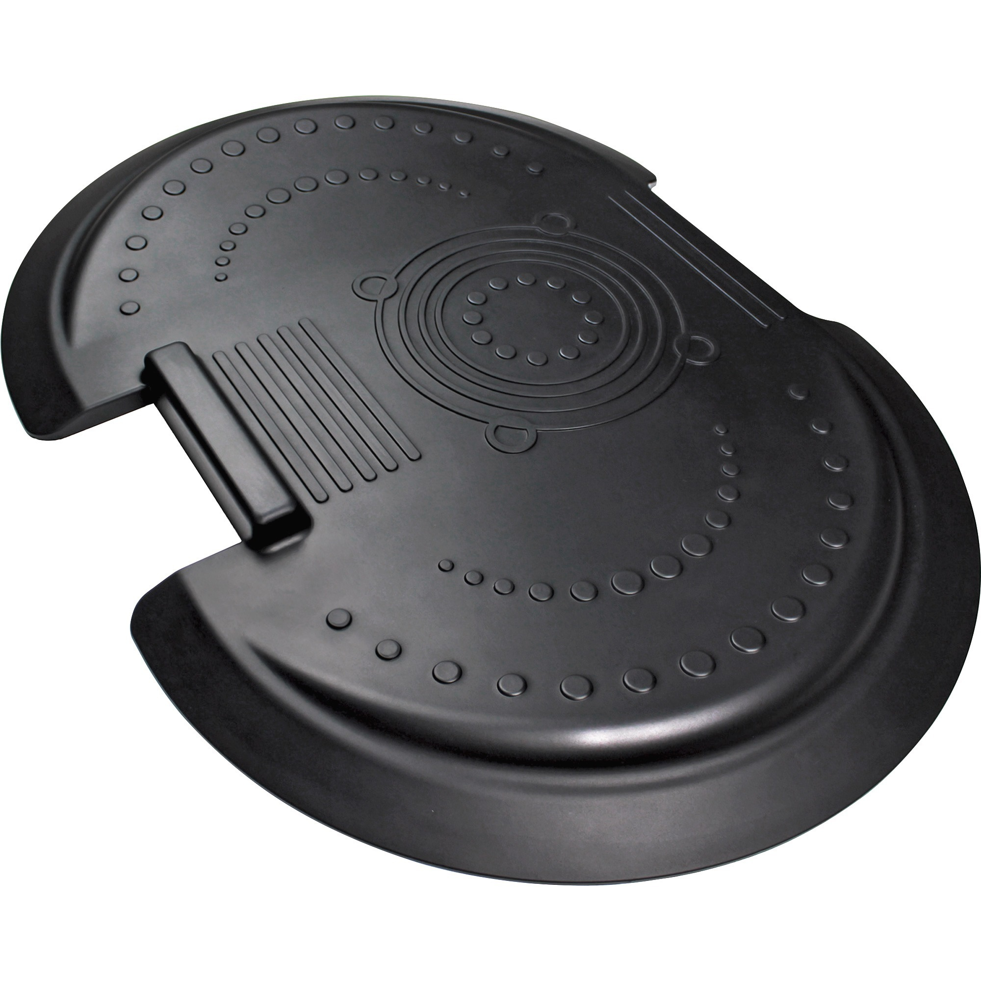 Floortex, FLRFCA52535BK, AFS-TEX System 5000 Anti-fatigue Mat, 1 Each, Midnight Black