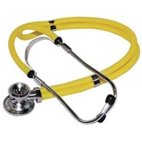 MEDSOURCE MS-STY Stethoscope, Yellow