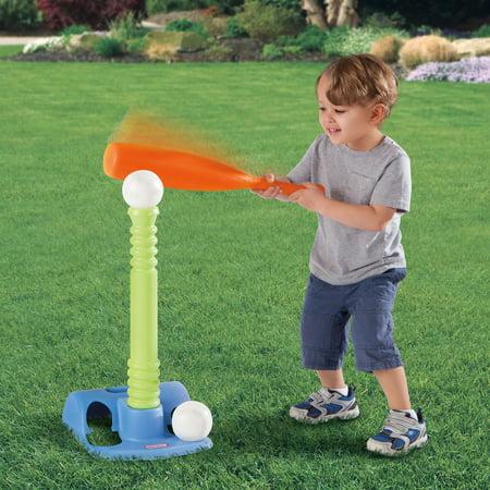 Little Tikes Kids TotSports T-Ball Set, Multi-Color
