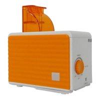 Portable Humidifier - Orange & White