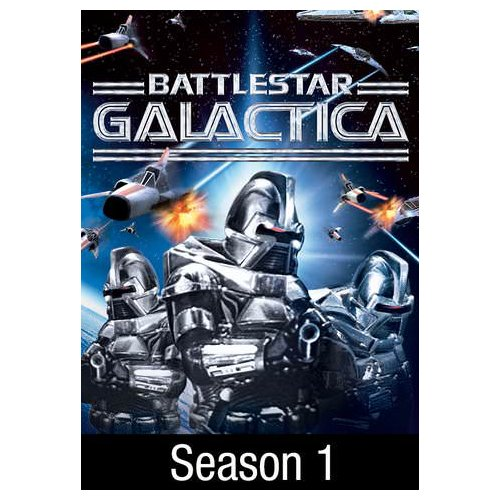 Battlestar Galactica [Classic]: Battlestar Galactica, Pt. 3 (Season 1: Ep. 3) (1978)