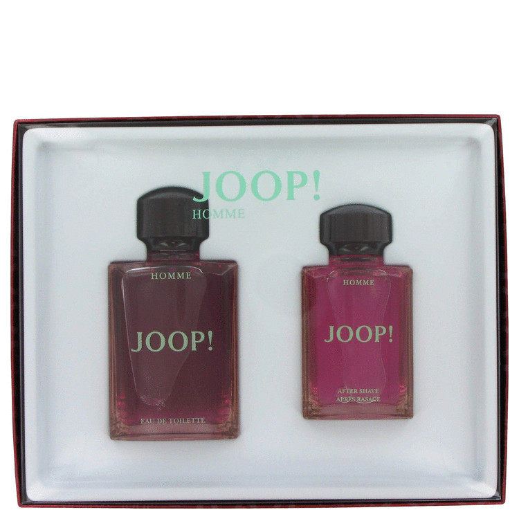 JOOP by Joop! Gift Set -- 4.2 oz Eau De Toilette spray + 2.5 oz After Shave