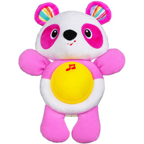 Playskool Play Favorites Panda Glofriend, Pink