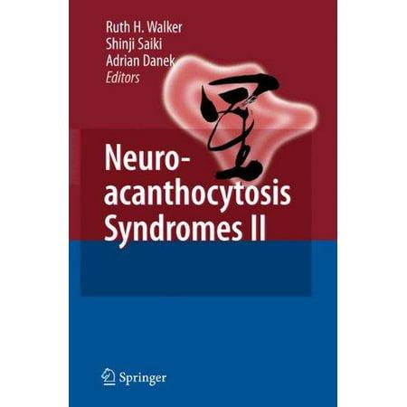 Neuroacanthocytosis Syndromes II - image 1 of 1