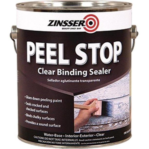 Zinsser 60001 1 Gal Clear Water Primer Walmart Com Walmart Com