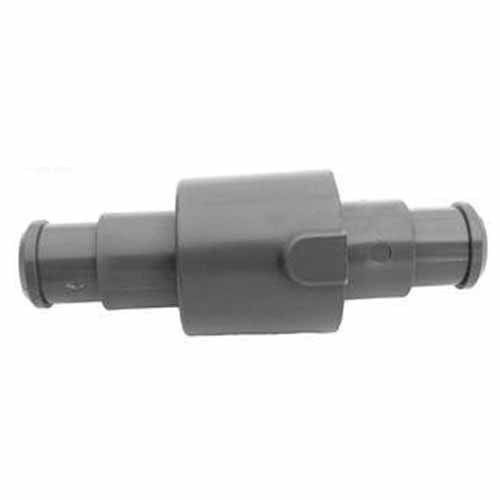 Pentair LLD05PM Swivel Feed Hose for Automatic Pool or Spa Cleaner Gray by Pentair