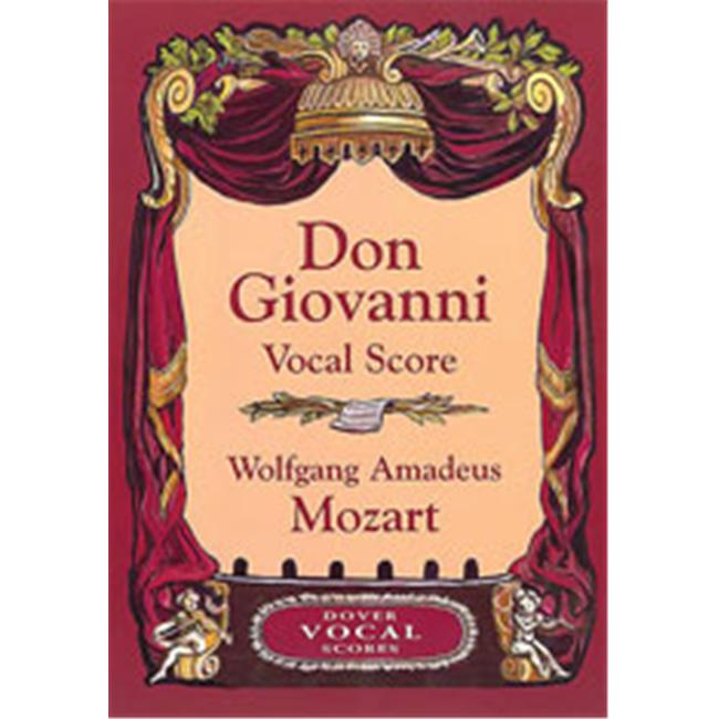 Alfred 06-43155X Don Giovanni - Music Book