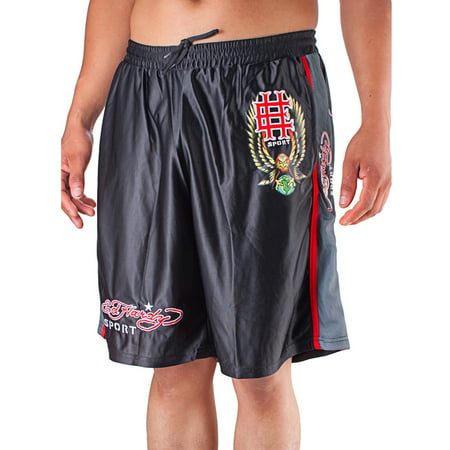 Eagles Men Shorts (Ed Hardy Mens Sweat Pants Shorts Eagle )