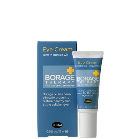 Borage Dry Skin Therapy Eye Cream Shikai 0.5 oz Cream