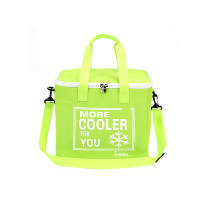 6L Portable Moisture-proof Insulated Lunch Box Light-weight Picnic Food Bag Cold Thermal Storage Box