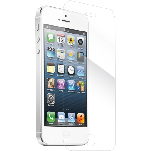 iPhone 5/5SE/5S V7 shatter-proof tempered glass screen protector for apple iphone